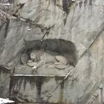 Lion of Lucerne Monument