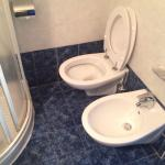 """Architect which put there basin, I'm sure was drunk :) Can anybody answer me """"how..."""" ???"""