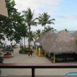 View from ocean-view room
