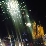 New Year Eve in the Main Square