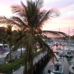 View from our suite Nov - Dec. 2014 Marina el Cid Mazatlan