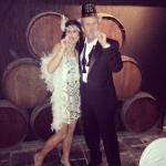 Ringing in the New Year at the Chateau Elan Speakeasy