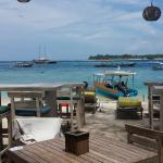Foto de Gili Palms Resort