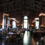 Photo of The Ahwahnee Hotel Dining Room