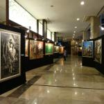 Pictures display(event) at the Lobby