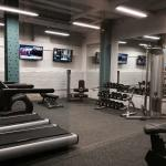 Weight and Cardio Room