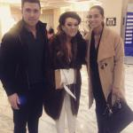 James & Kate from gshore at the Hilton