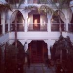 Photo de Riad Villa Blanche