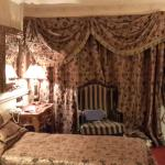 Our twin bedroom. Sumptuous!