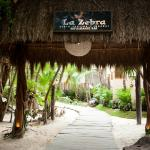Photo de La Zebra Hotel, Tulum