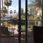 View from our Oceanside room