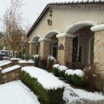 Who says it doesn't snow in Temecula