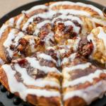 Put some bacon on your CinnaBread!