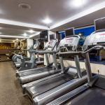 Recharge with an energizing workout at our 24-hour fitness center