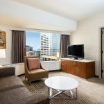 Upgrade to one of our 29 Executive Suites and enjoy additional perks such as a living room