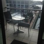 The Sebel Suites Auckland - balcony
