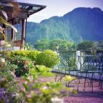 Photo de Villa Nam Song Vang Vieng