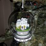 the Chanler at home for Christmas