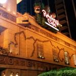 They offered a shuttle to Bally's and from there we went to one of our favorite resturants, the