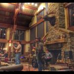 Music night in the lodge