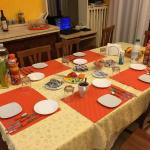 Bilde fra The Home in Rome Kosher Bed and Breakfast