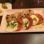 Caprese Salad w/Grilled Chicken