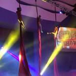 Circus show... pretty outstanding (and free!)