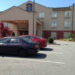 The Best Western at  Rhode Island