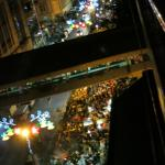 view of night market in Harrison st