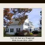 Fort Hill Bed and Breakfast/Main House circa 1864