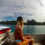 Photo de Moorea Surf Bed And Breakfast