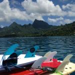 Moorea Surf Bed And Breakfast resmi