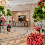 Four Seasons Hotel George V Lobby