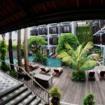 The Oasis Lagoon Sanur Foto