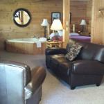 Harman's Luxury Log Cabins resmi