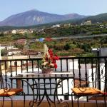 terrace with teide view