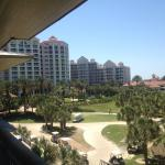 The Rest Of The Resort From Our Balcony
