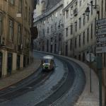 Narrow winding streets and hills