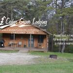 Our Deer Run one bedroom cabin is very popular with couples looking for that romantic getaway.