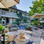 Nightly Innkeeper's Wine & Cheese Reception offered