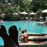 Poolside - The Royal Beach Seminyak