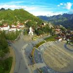 Overview Sapa Town