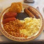 Lovely breakfast really enjoyed