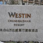 Photo de The Westin Changbaishan Resort