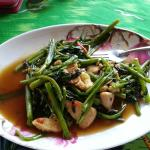 Food in the local family small restoran near by sooo delicious  around Lanna you can experience