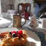 Foto de The Mason Cottage Bed & Breakfast Inn