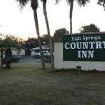 Foto de High Springs Country Inn