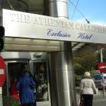 صورة فوتوغرافية لـ ‪The Athenian Callirhoe Exclusive Hotel‬