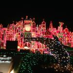 It's a Small World in it's Christmas glory