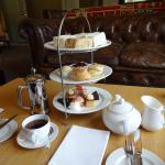 Superb Afternoon Tea!